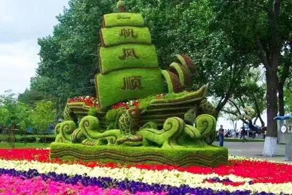 綠植雕塑價格-值得信賴花園設計上哪找