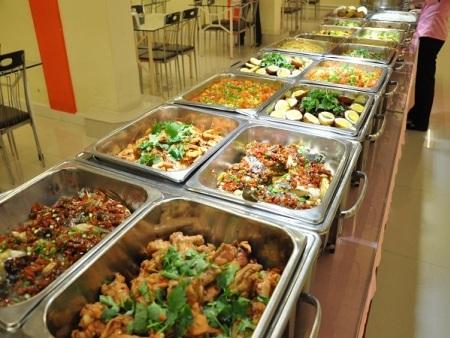 重庆单位饭堂托管|有保障的食堂托管服务重庆润昌餐饮提供