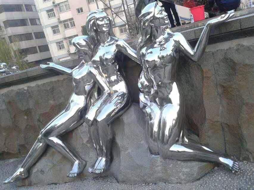 公园不锈钢彩雕-不锈钢雕塑哪家的比较好