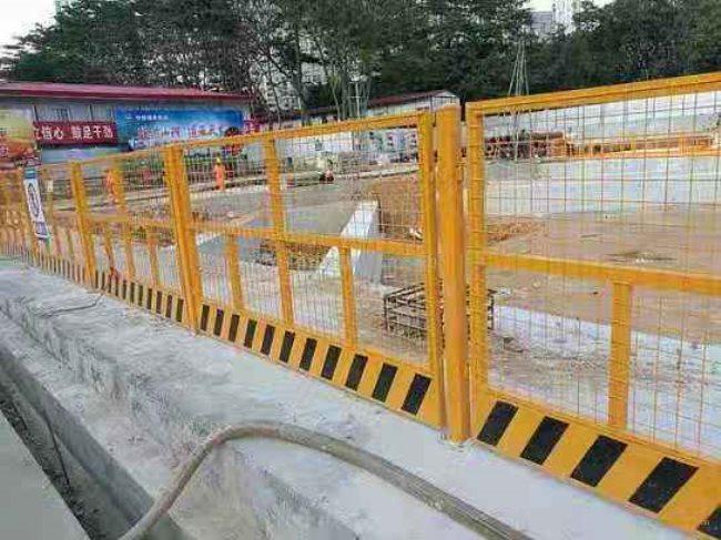 基坑护栏供货厂家|在哪能买到新款基坑防护栏杆