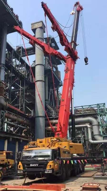 盘锦吊装公司提供优质的吊运服务,优惠的大型吊装出租价格