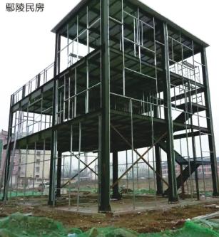 周口钢结构别墅|买轻钢别墅就来德天钢构