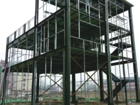 三门峡钢结构别墅|河南轻钢别墅费用