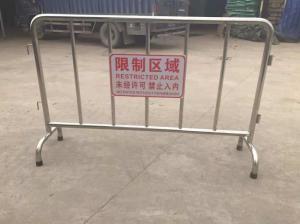 铁马护栏厂家|洛阳区域好用的锌钢移动铁马隔离护栏