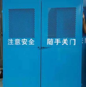 新鄉電梯護欄-河南哪里可以買到高性價軒澤鋅鋼電梯防護門