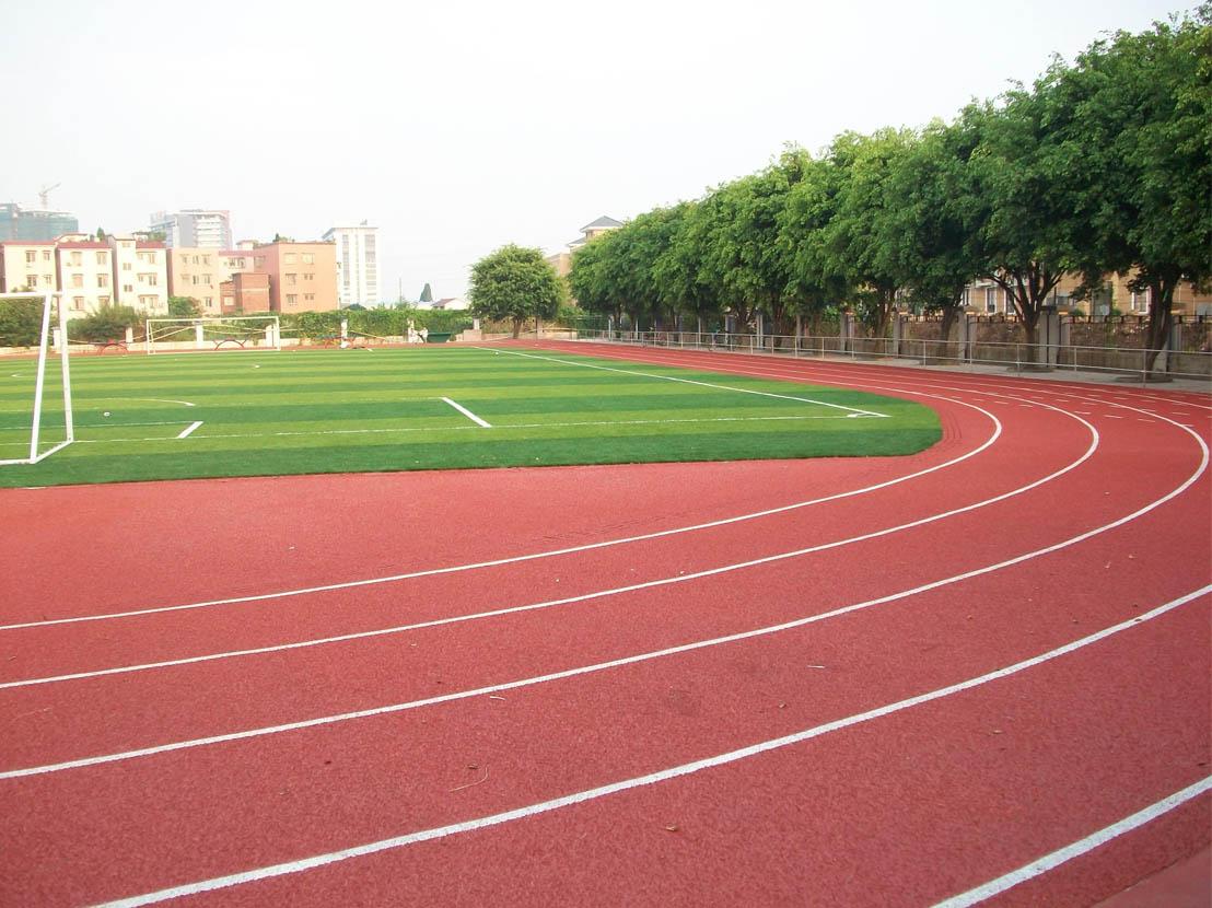 青海硅PU球场哪家好-可信赖的青海塑胶跑道批发商