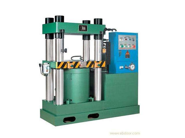 下顶式四柱液压机筷子成型液压机可加热可定制挤压成型机