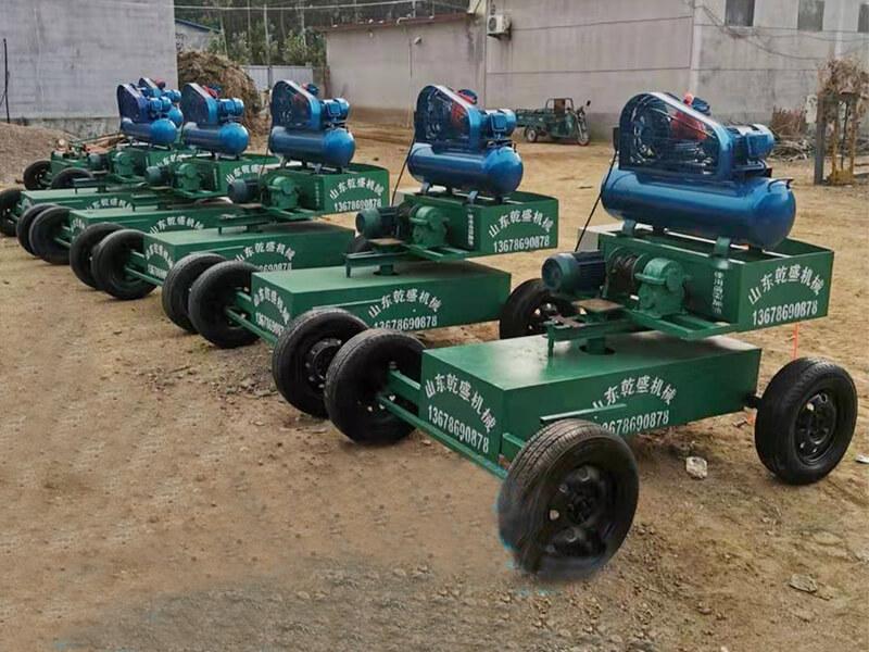 水泥砖码砖机价格_选购质量好的自动码砖机就选沂南县乾盛机械