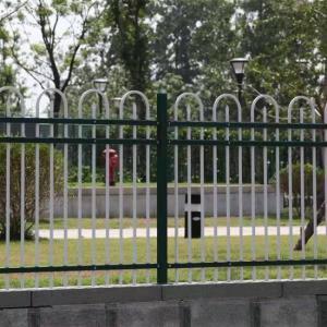 專業的圍墻護欄-軒澤實業供應銷量好的鋅鋼圍墻護欄三橫桿