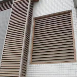 百葉窗廠家_河南高性價鋅鋼百葉窗護欄批發