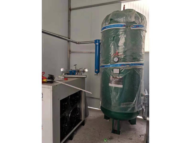 搅拌站低压送粉系统