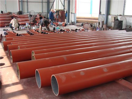 湖南耐磨陶瓷管道价格|划算的耐磨陶瓷管道厂家