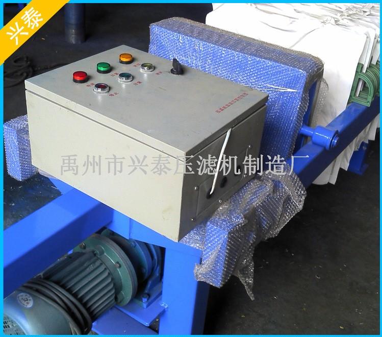 压滤机压紧方式 机械压紧型压滤机特点与原理