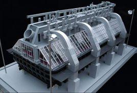 通辽机械模型公司-价位合理的机械模型出售