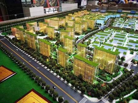 黑龙江工业沙盘模型制作-工业沙盘模型专业设计制作