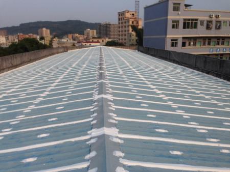 江西鋼結構屋頂防水防腐公司-上饒高水平的彩鋼瓦防水