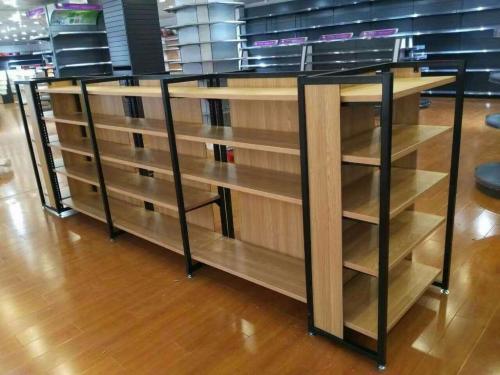 撫順超市鋼木貨架-想買口碑好的鋼木貨架,就來沈陽鑫金塔倉儲設備