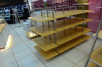 哈尔滨钢木货架价格-供应沈阳市专业的钢木货架