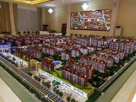 沈阳房地产沙盘模型设计的思路你知道吗?