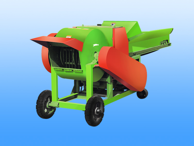 牧草揉絲機商機-河南專業的干濕兩用揉絲機供應商是哪家