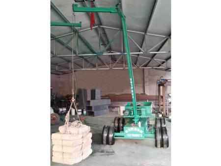 山东跺砖机让砖厂搬运更简便