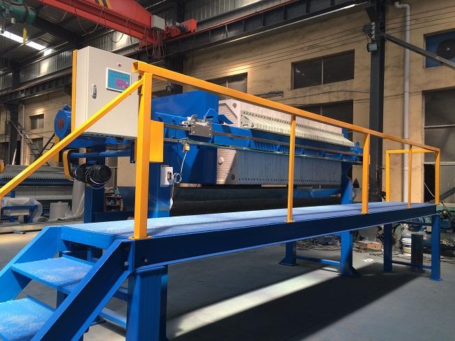 洗煤选矿过滤设备选兴泰压滤机沙石废水压滤机