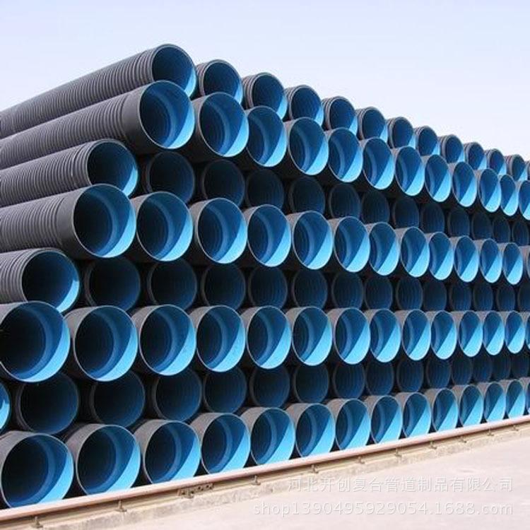 黑龙江优良的哈尔滨双壁波纹管供应商-黑龙江消防器材厂家