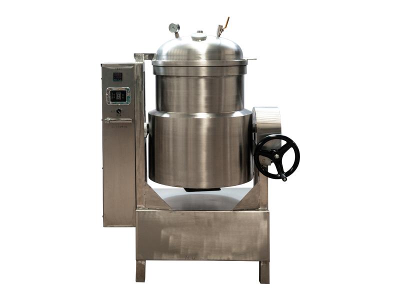 淄博電磁熬糖鍋-永茂食品機械電磁熬糖鍋生產商