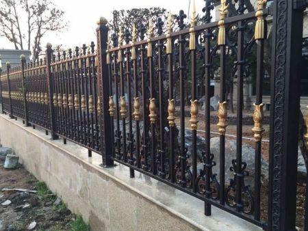 铝艺护栏加工