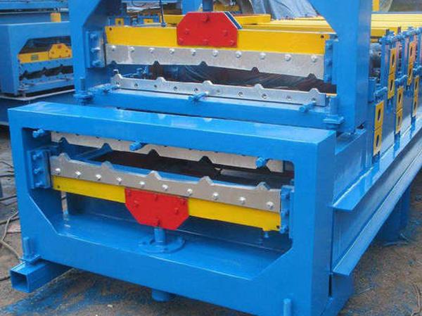 吉林彩鋼雙層壓瓦機|優良的雙層壓瓦機在哪買