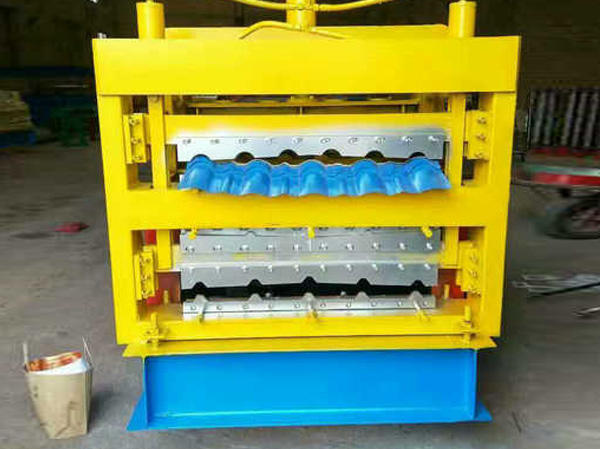廣東三層壓瓦機-選購三層壓瓦機優選泊頭市鼎嘉機械
