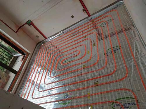 上海水地暖安装公司,上海地暖安装价格,二室一厅地暖安装多少钱