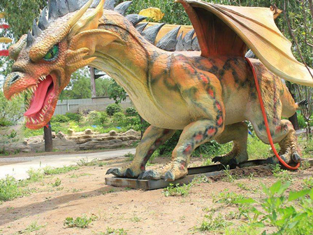 江蘇恐龍模型-可信賴的仿真恐龍模型廠家推薦