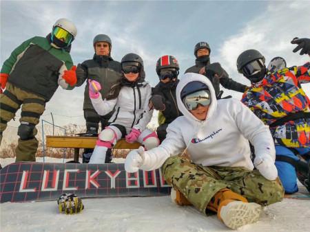 成人滑雪培訓哪家好_遼寧成人滑雪培訓