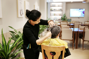 广州一级的帽峰山养老院-具有口碑的帽峰山养老院倾力推荐