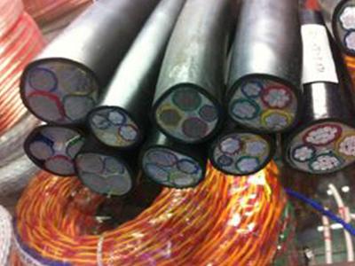 臨夏鋼管回收公司-甘肅口碑好的電線電纜回收提供