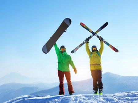 室外滑雪選雪培文化就對了!