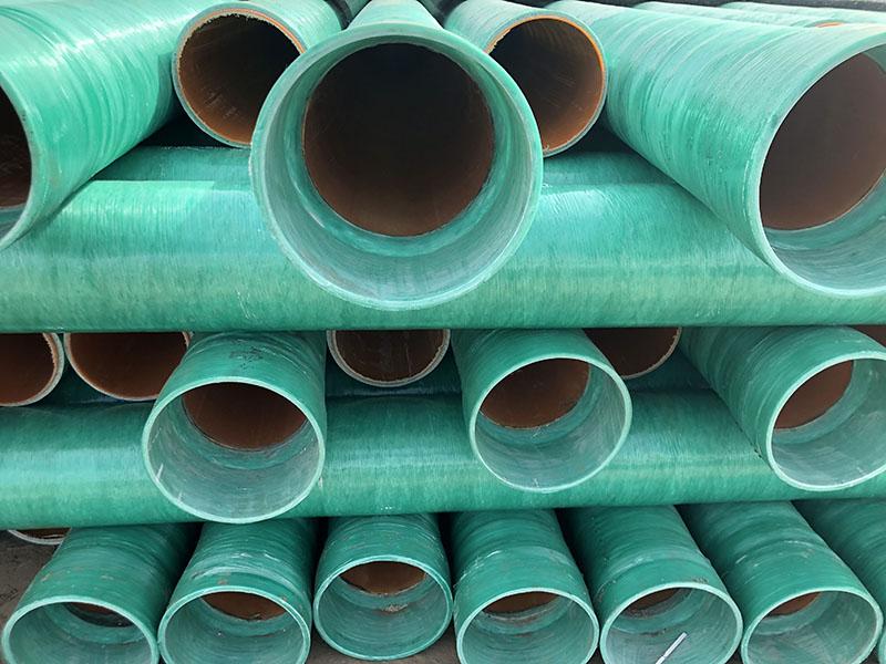 玻璃钢管-高品质pe钢丝网骨架复合管