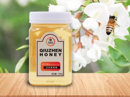 山東椴樹蜂蜜價格-優惠的洋槐蜂蜜求真食品供應