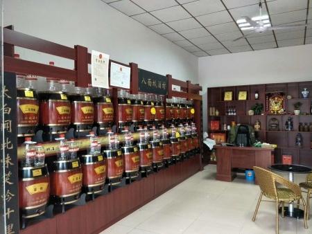 散白酒连锁加盟_昌图古城提供有品质的散白酒加盟