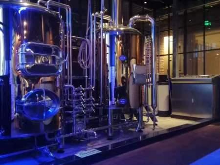 惠州金麥源新品原漿啤酒設備出售,深圳啤酒設備