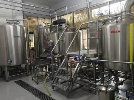 惠州金麥源出售原漿啤酒設備_深圳釀酒設備