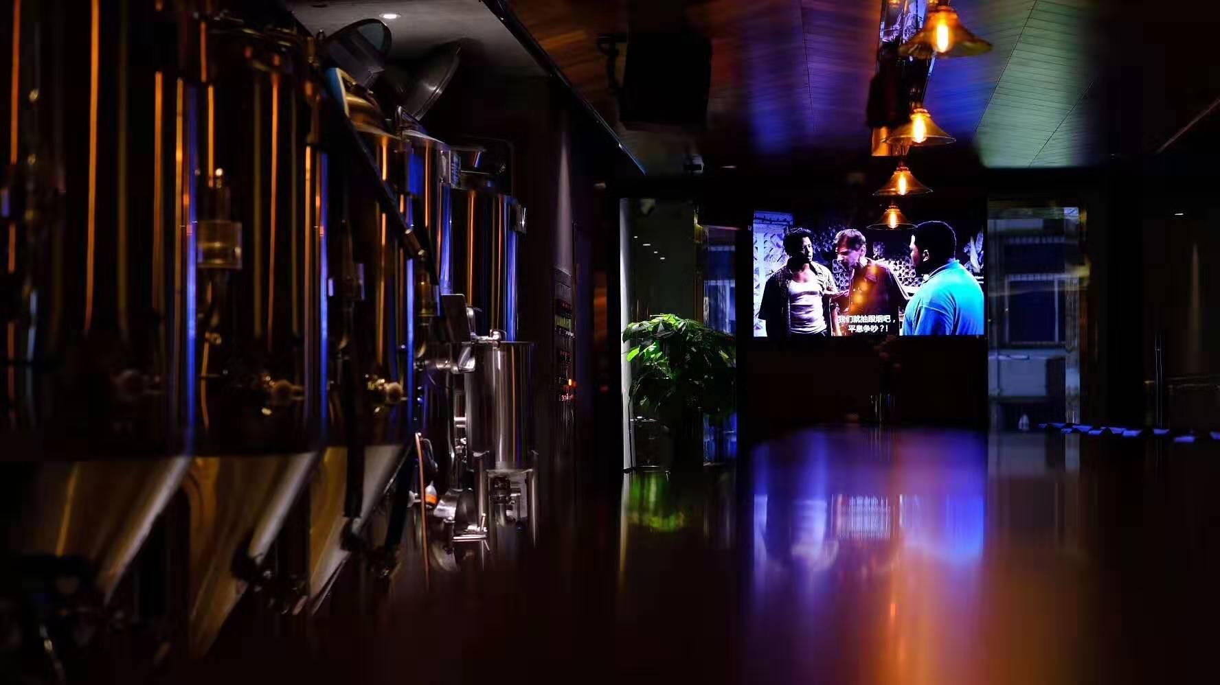 广东的原浆啤酒设备供应 深圳酿酒设备生产厂家
