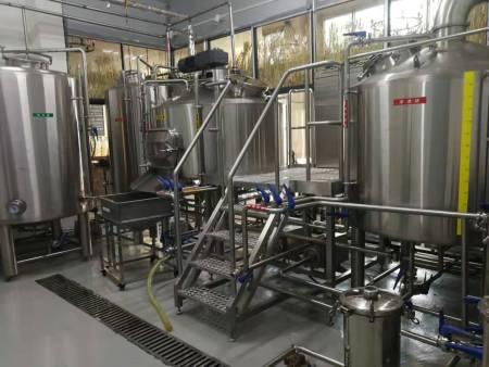 惠州耐用的小型啤酒生产线批售_酿酒设备定制