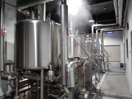 啤酒设备定做 专业的小型啤酒生产线生产厂家