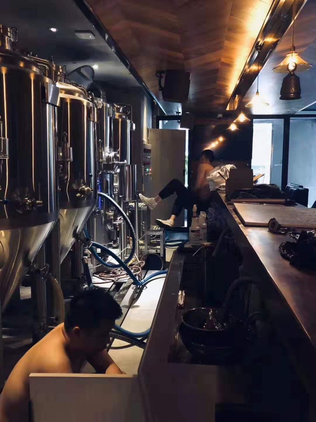 精酿啤酒设备定做_惠州哪里有供应专业的小型啤酒生产线