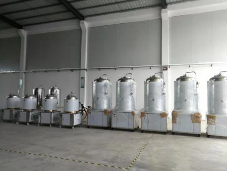 大量供應熱賣的小型啤酒生產線-深圳釀酒設備