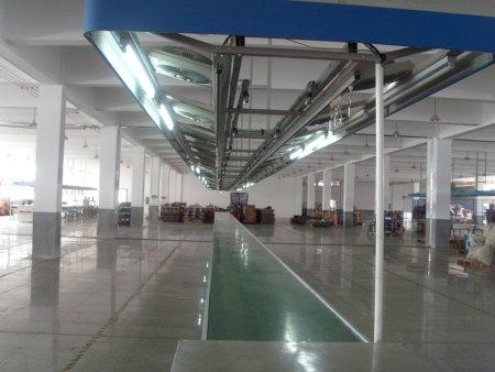 的皮带输送线供应商_弘文工业-皮带线加工定制