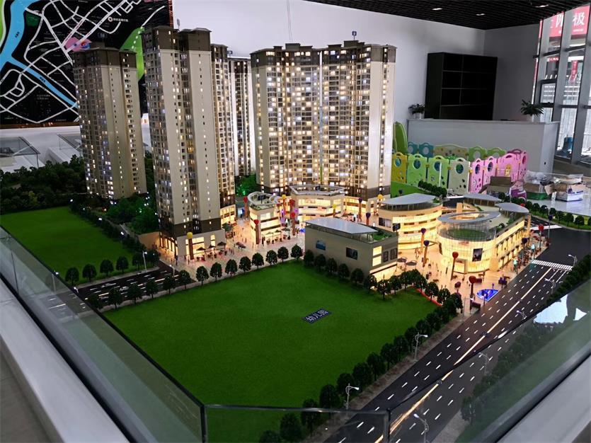 成都售楼展示模型|成都建筑模型要上哪做