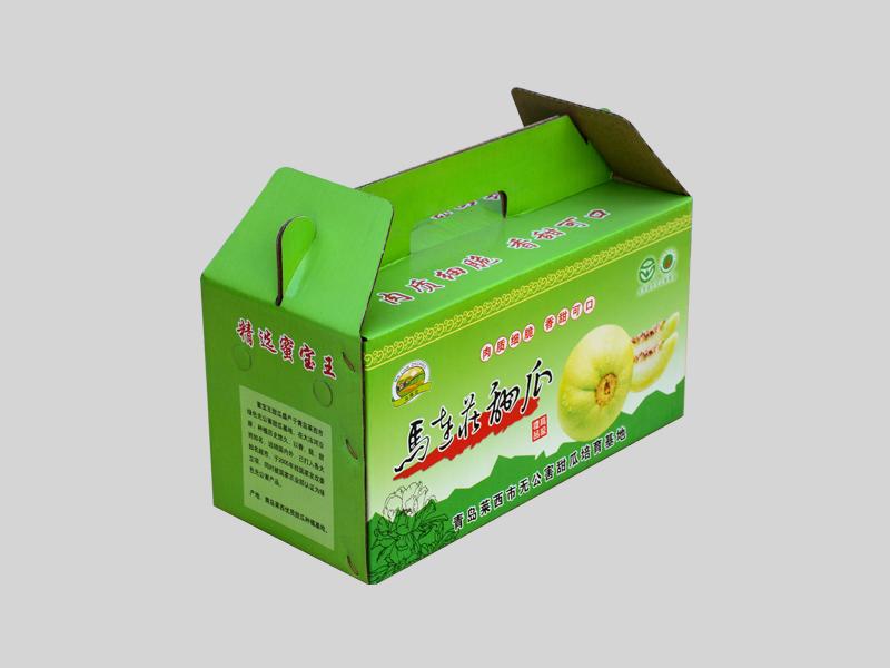 水果包装纸箱订制